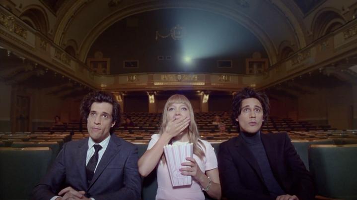 Flash-back : Wes Anderson dirige Léa Seydoux dans Candy L'Eau de Prada