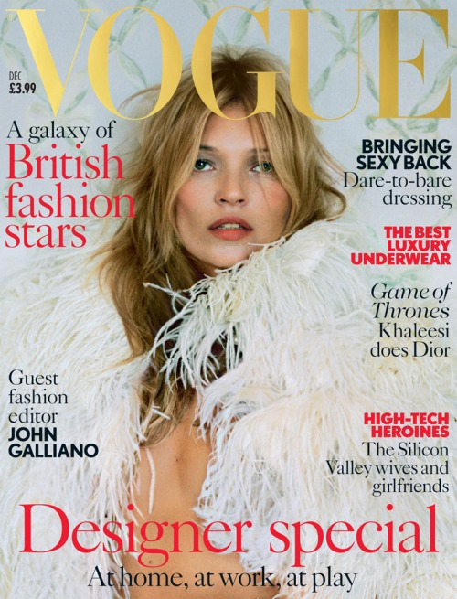 Kate Moss en 10 photos