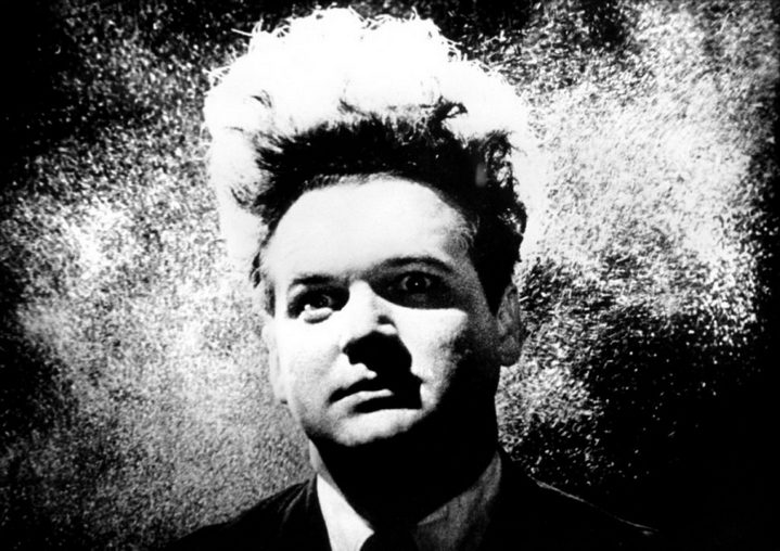image jack nance dans eraserhead david lynch photo affiche noir et blanc