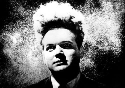 image jack nance dans eraserhead david lynch photo affiche noir et blanc
