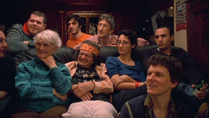 La famille du réalisateur Michel Gondry dans son documentaire L'épine dans le cœur.