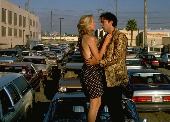 image laura dern nicolas cage sailor et lula wild at heart david lynch