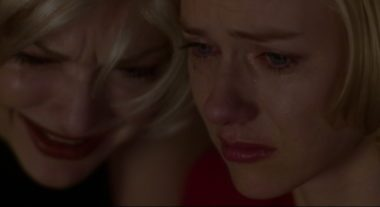 image laura elena harring naomi watts pleurs au silencio mulholland drive david lynch