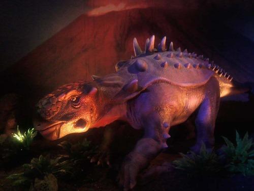 expo des dinosaures à l'ère de glace 2