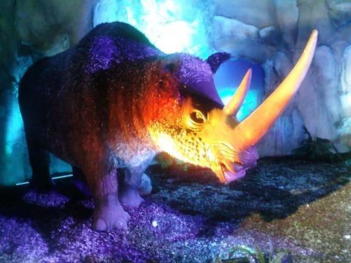 expo des dinosaures à l'ère de glace 3