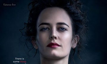 image gros plan affiche promo penny dreadful saison 1 showtime