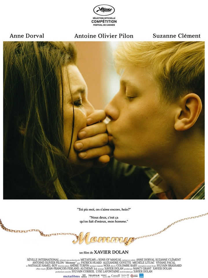 Mommy de Xavier Dolan (2014) : critique du film