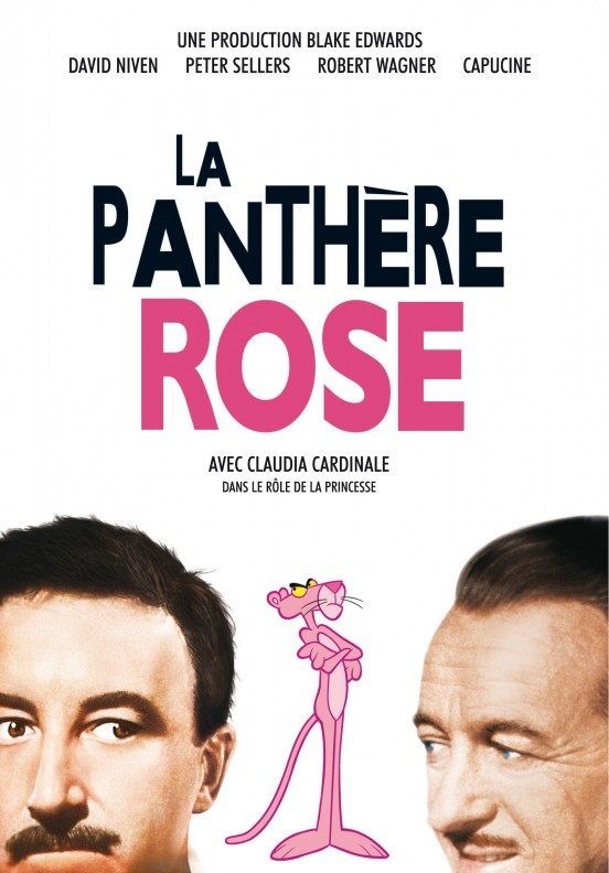 la panthère rose blake edwards