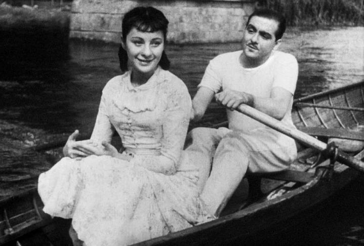 Plan du film Une Partie de Campagne de Jean Renoir.