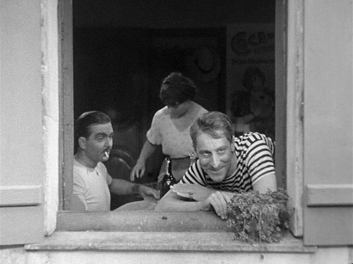 Plans du film Une Partie de Campagne de Jean Renoir.