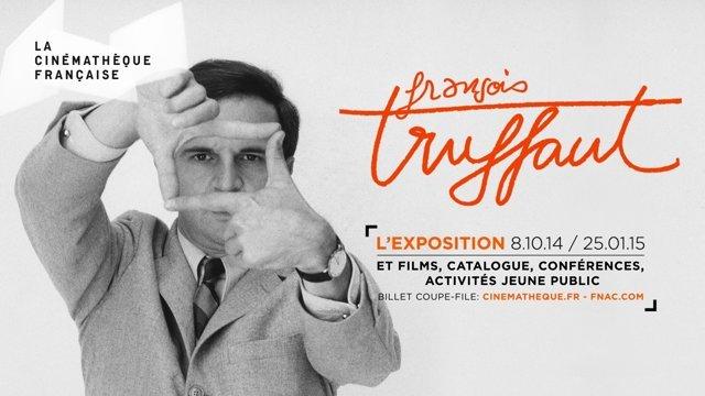 expo françois truffaut cinémathèque