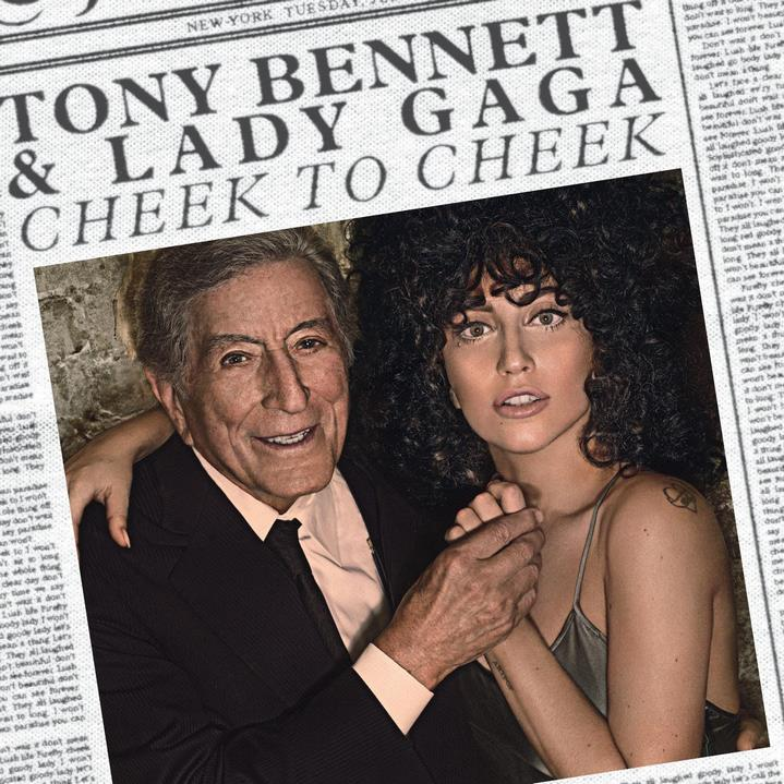 [Critique] Tony Bennett & Lady Gaga : Cheek to Cheek