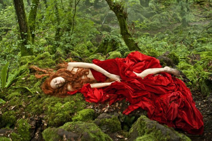 image stacy martin film tale of tales