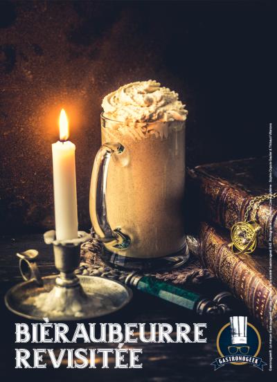 Sortie du livre des potions par Gastronogeek