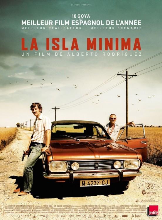 La Isla Minima d'Alberto Rodriguez (2015)