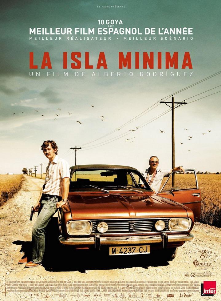 La Isla Minima d'Alberto Rodriguez (2015) : critique du film