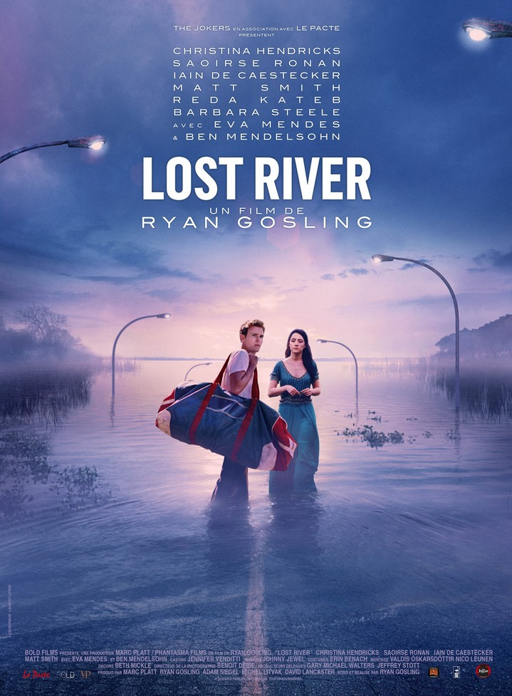 lost river ryan gosling affiche