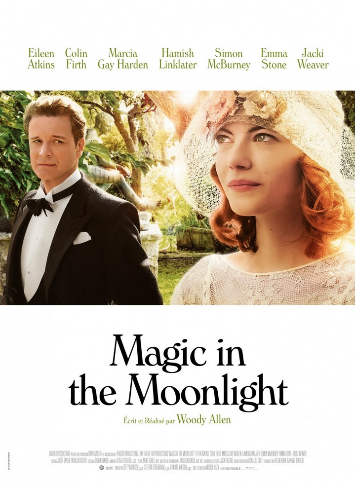 Magic in the Moonlight de Woody Allen (2014) : critique du film