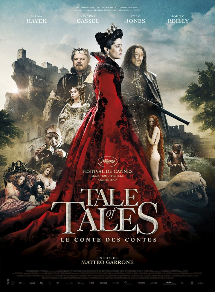 Tale of Tales de Matteo Garrone (2015) : critique du film
