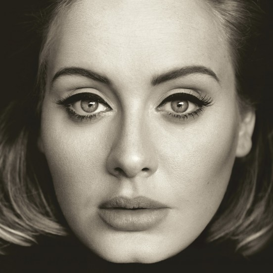 image cover adele 25