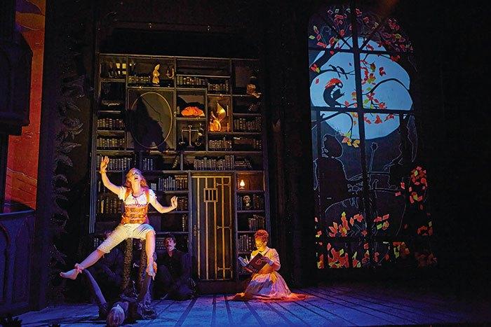 image the light princess musical my fairy story rosalie craig