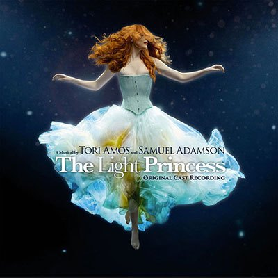 image pochette the light princess original cast recording