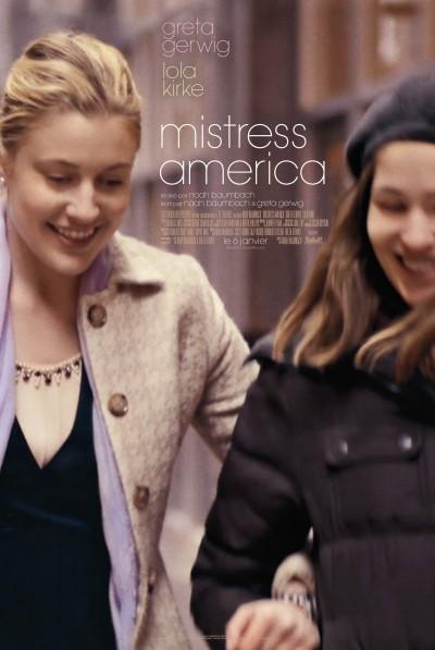 Découvrez la bande-annonce de Mistress America de Noah Baumbach, en salles le 6 janvier