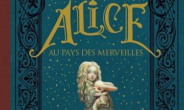 [Critique] Alice au pays des merveilles de Lewis Carroll illustré par Benjamin Lacombe