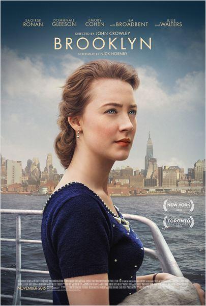 Brooklyn : un trailer pour fêter la nomination de Saoirse Ronan aux Golden Globes