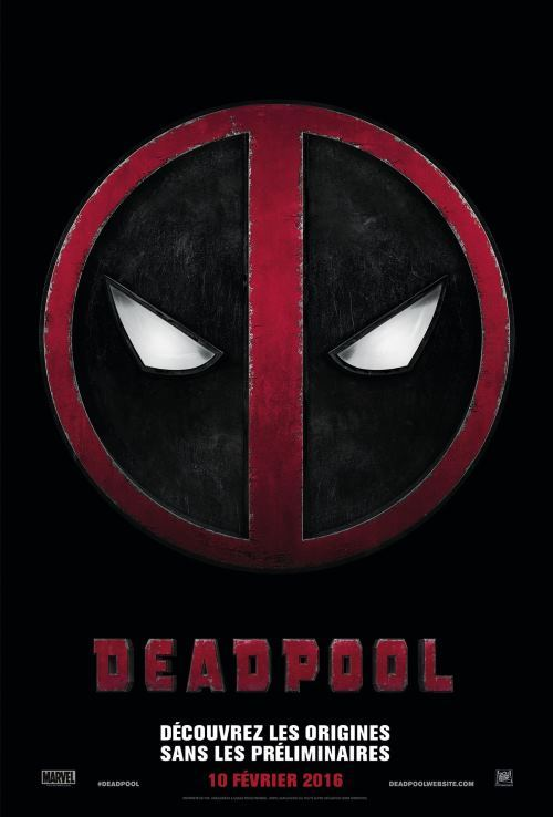 image teaser affiche deadpool