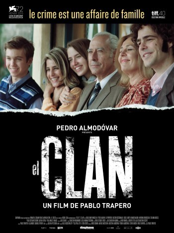 [Test – DVD] El Clan – Pablo Trapero
