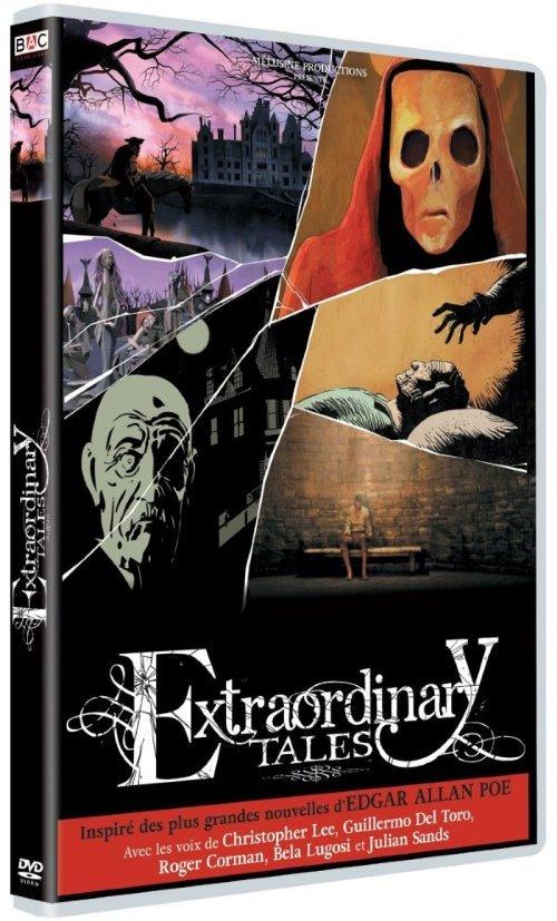 image dvd extraordinary tales