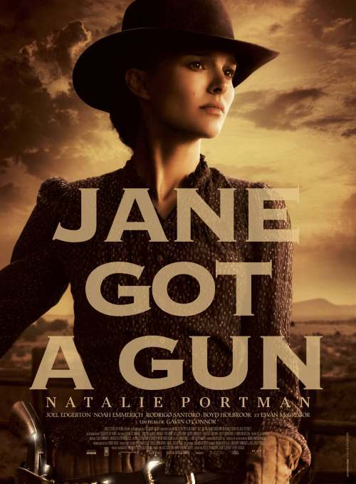 [Test – DVD] Jane Got a Gun – Gavin O'Connor