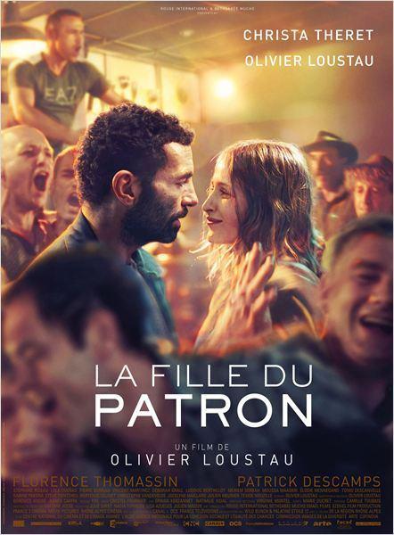 [Concours – Cinéma] La Fille Du Patron : Gagnez 2×2 places pour aller voir le film