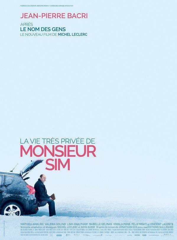 La vie très privée de Monsieur Sim le 16 décembre au cinéma