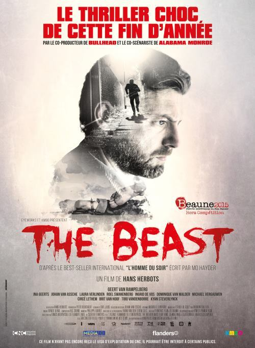 image affiche the beast