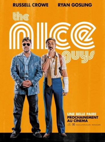 image affiche teasing the nice guys