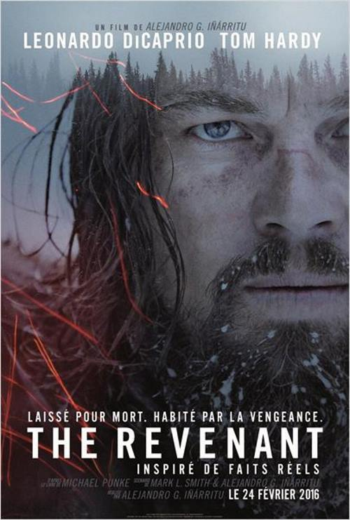 [News – Cinéma] The Revenant : 12 nominations aux Oscars !