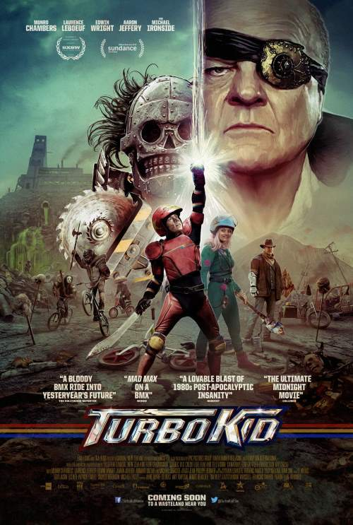 image affiche turbo kid