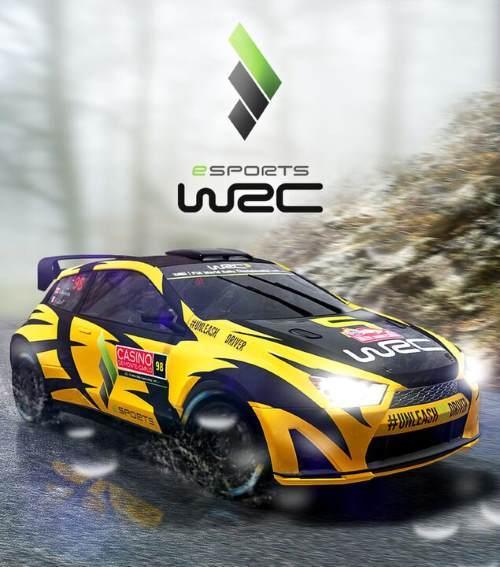 L'eSports s'invite dans WRC 5
