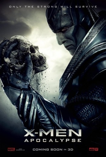 Découvrez le premier trailer de X-Men Apocalypse