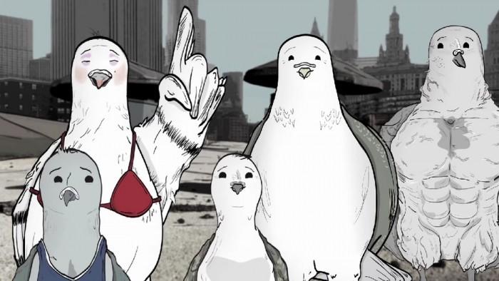 [News – Série] Animals : La nouvelle série animée de HBO, dès le 8 février sur OCS City
