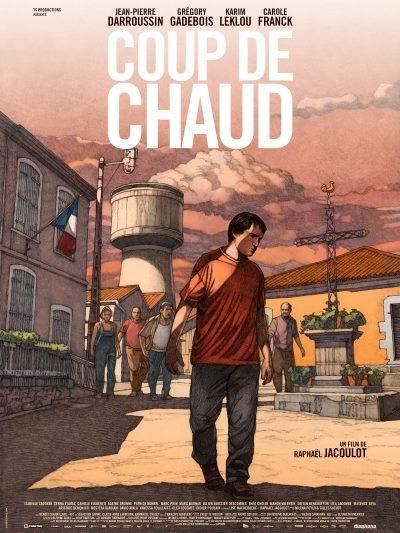 [Test DVD] : Coup De Chaud – Raphaël Jacoulot