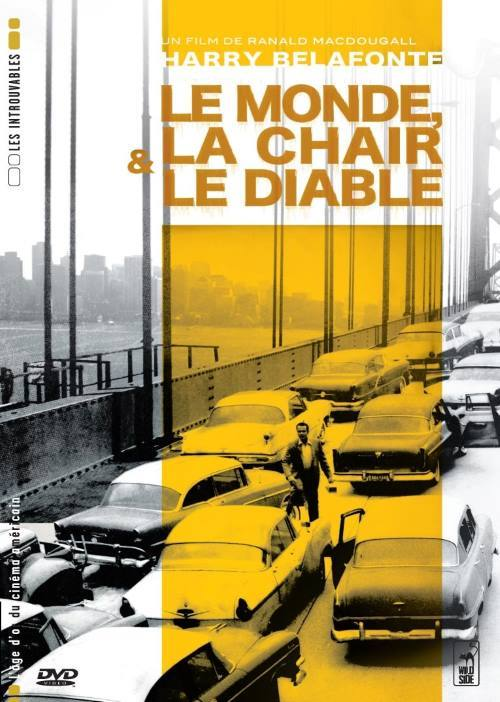 image dvd le monde la chair et le diable