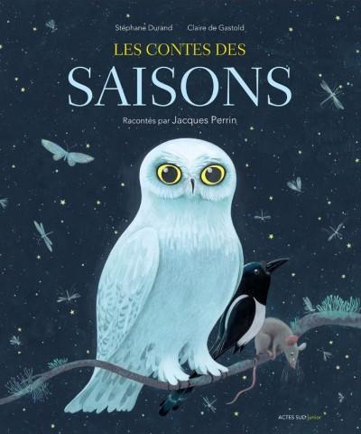 image actes sud junior les contes des saisons