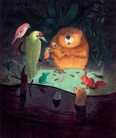 les-contes-des-saisons-claire-de-gastold-animaux