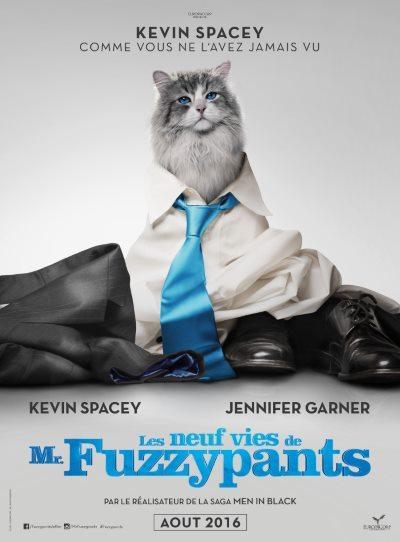 [News – Cinéma] Les Neuf Vies de Mr. Fuzzipants : trailer français
