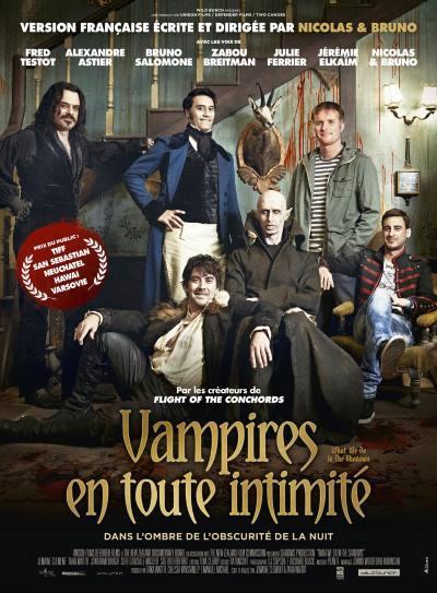 [Test DVD] Vampires En Toute Intimité : Un quotidien monstrueusement drôle