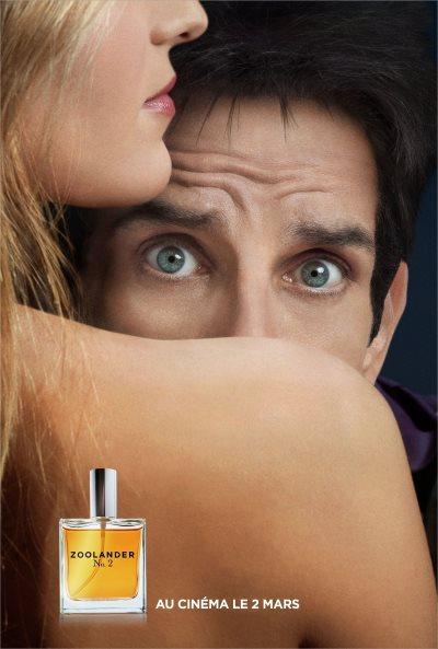 [News – Cinéma] Derek dévoile le parfum Zoolander No. 2