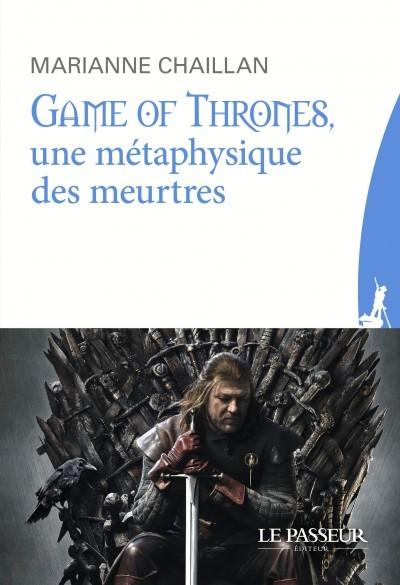 image couverture game of thrones une métaphysique des meurtres